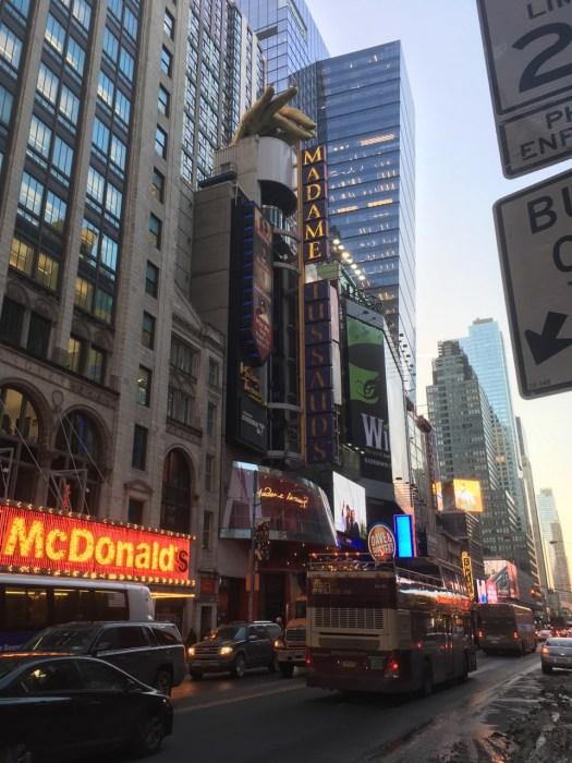 Madame Tussaud's Times Square