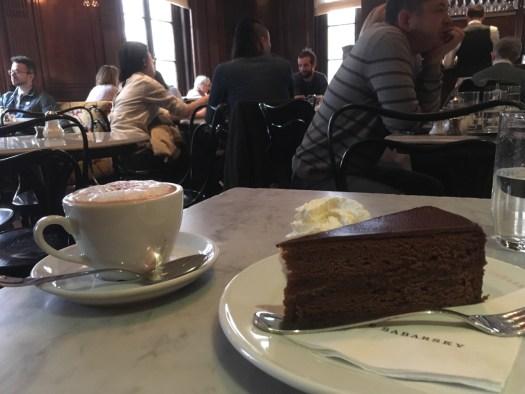 Cafe Sabarsky, Neue Galerie, New York