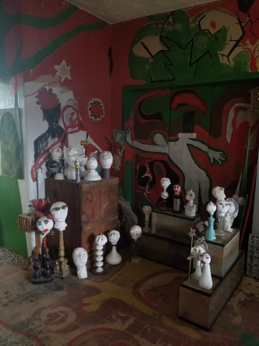 The Living Museum, Creedmoor Psychiatric Hospital, Queens