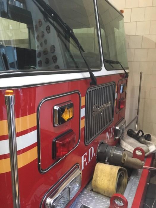 FDNY Fire Zone