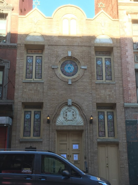 Kehila Kedosha Janina Synagoge and Museum, Lower East Side