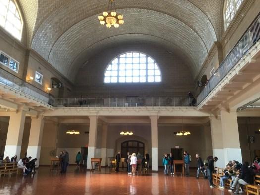Ellis Island National Immigration Museum, New York