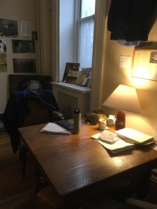 Museum of the American Gangster-Office