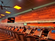 Wall Graphics for Fitness Centers