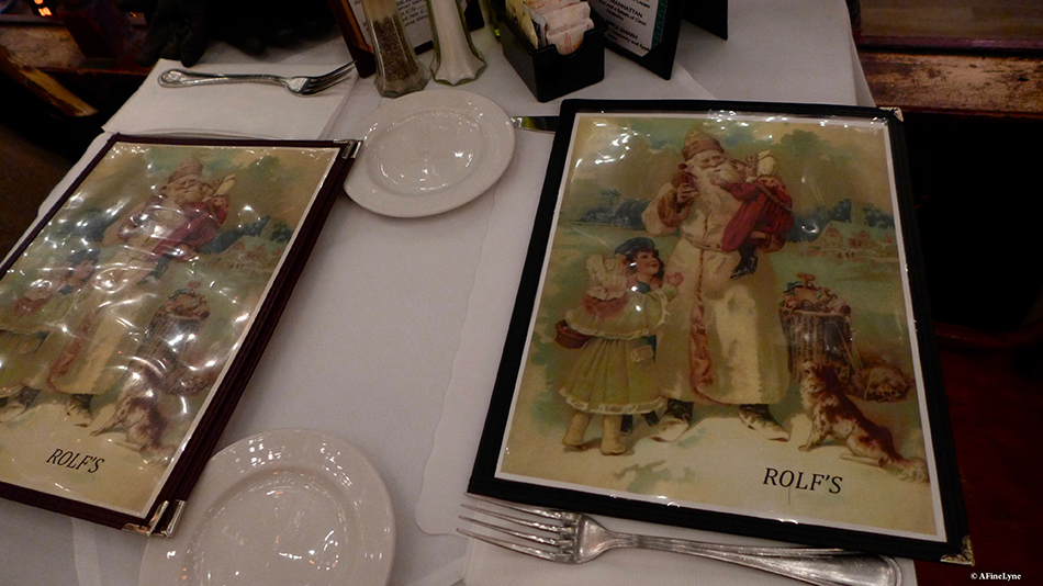 Celebrating The Holidays With A Visit To Rolf S German