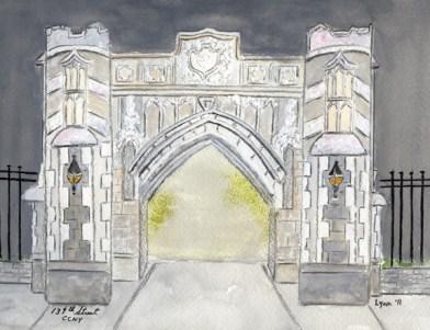 CCNY Entrance