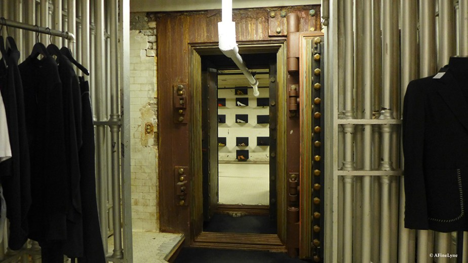 Bank Vault at 190 Bowery