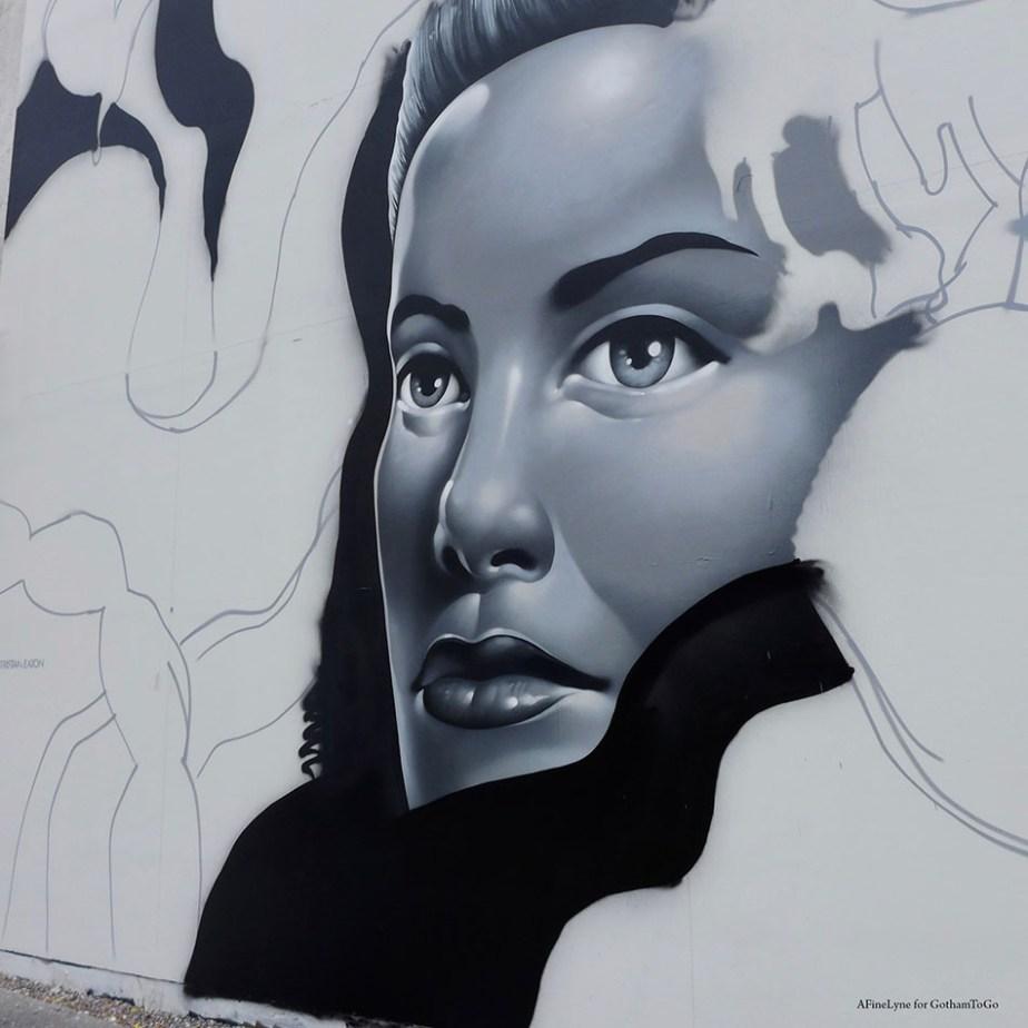 Tristan Eaton Bowery Wall