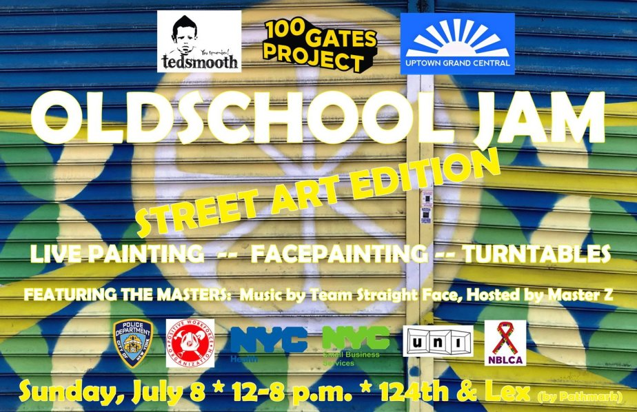Old School Jam in East Harlem