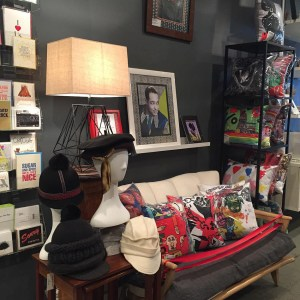 Shopping at NiLu Gift Shop Harlem