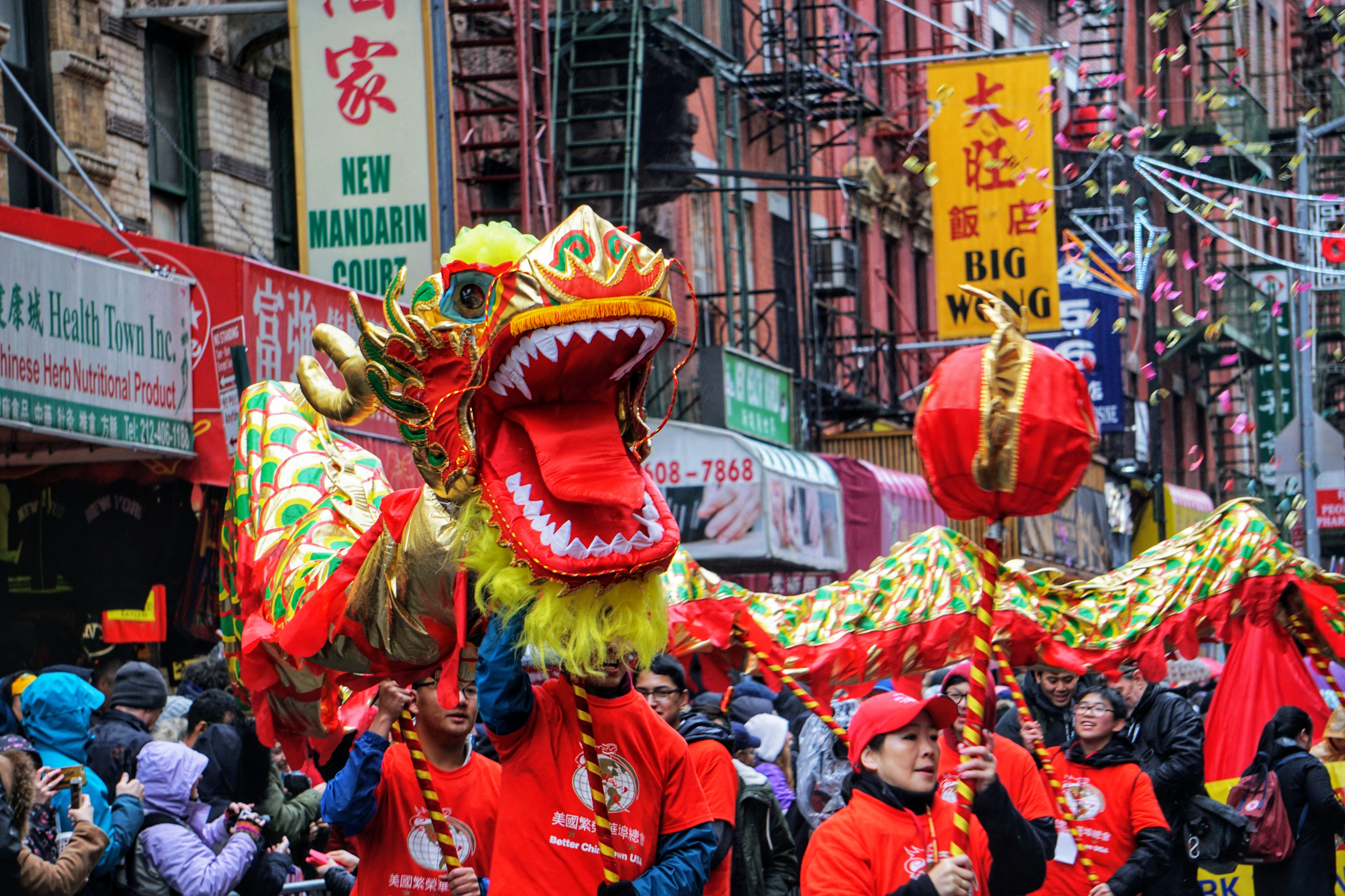 Celebrating The Chinese New Year 2019 ~ The Year of the ...