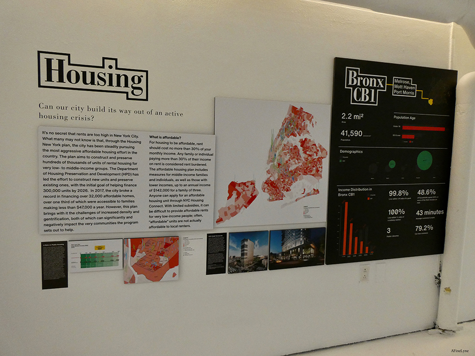 Mapping Community: Public Investment in NYC on view at