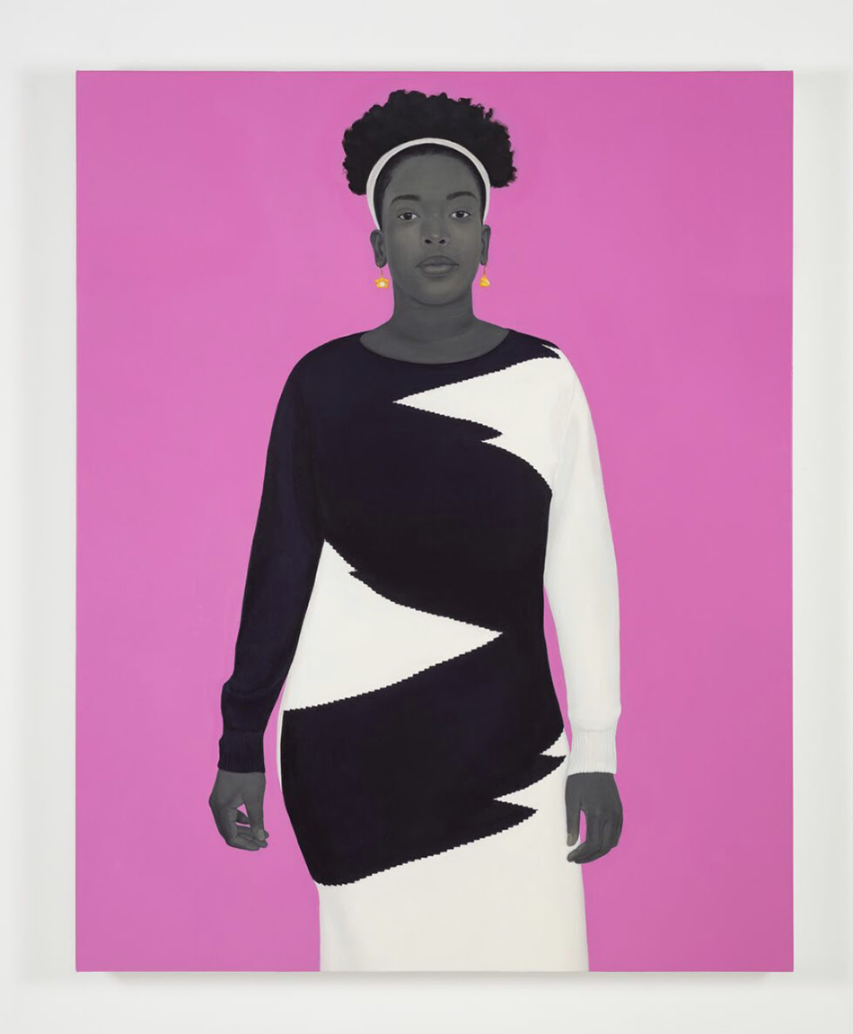 Amy Sherald The Heart Of The Matter At Hauser Wirth September 10 Gothamtogo