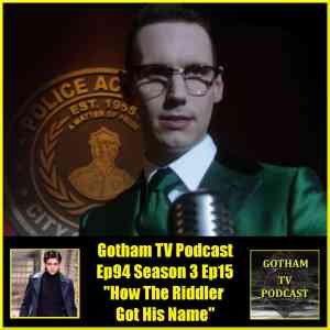 Gotham Season 3 Episode 15 Review