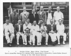 Gordon Pullen, Eric Foster et al, c. 1934