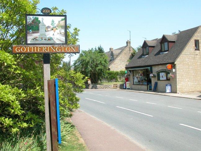Gotherington stores