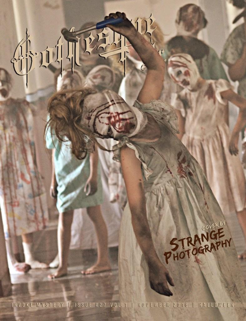 Issue #27 Vol.1   November 2016   Halloween