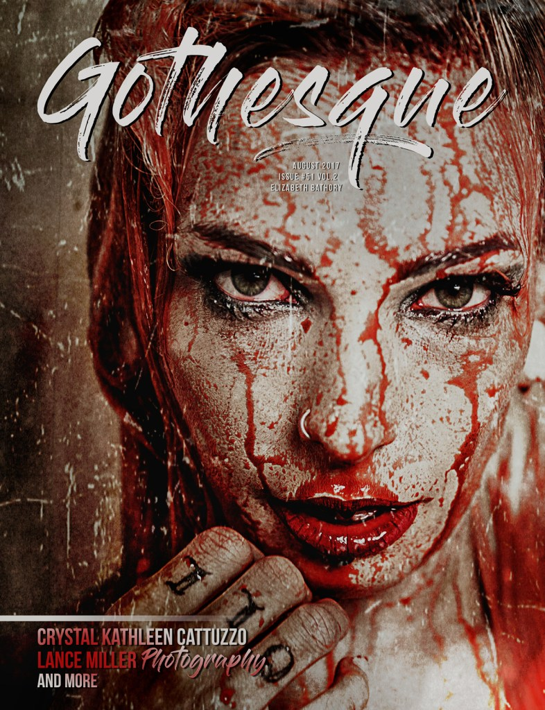 Issue #51 Vol.2 | August 2017 | Elizabeth Bathory