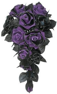 Wedding Flowers Gothic Enchantments