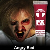 Angry Red paint