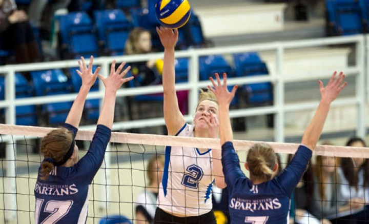 T-Birds edged by Pandas in gold medal game