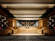 Xử lý âm thanh thính phòng bằng gỗ tán âm