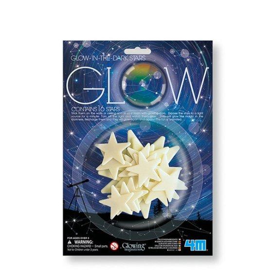 Glow Star / Estrellas que Brillan (16 pzas)