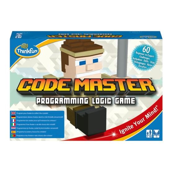 Juego De Estrategia Thinkfun: Code Master