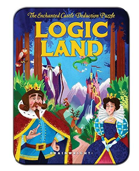 Juego De Estrategia Brainwright: Logic Land