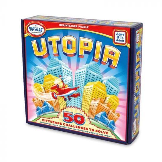 Juego De Estrategia: Utopia