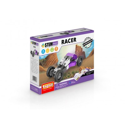 JUEGO DE CONSTRUCCIÓN STEM Heroes (Racer)