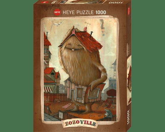ROMPECABEZAS 1000 PIEZAS HEYE: ZOZOVILLE VECINDARIO