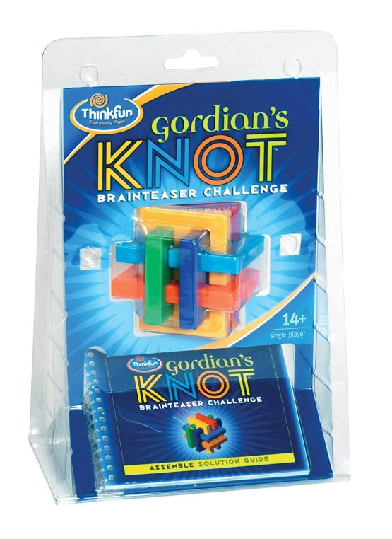 ROMPECABEZAS ThinkFun Gordians Knot