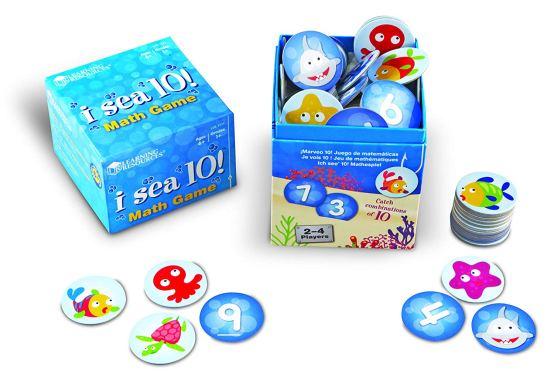 JUEGO MATEMÁTICO  I Sea 10!™ Game