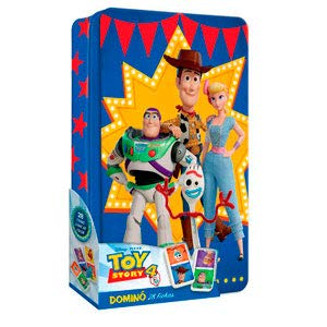 D-2251 DOMINO TIN TOY STORY 4