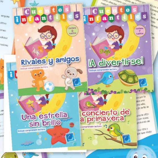 COLECCION CUENTOS INFANTILES