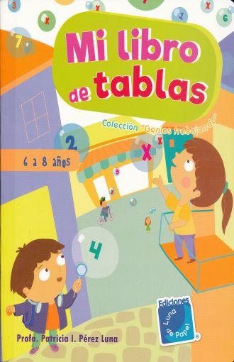 MI LIBRO DE TABLAS