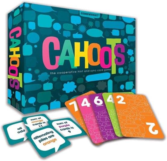 JUEGO DE CARTAS GAMEWRIGHT CAHOOTS