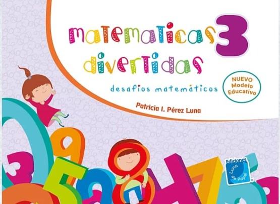 MATEMÁTICAS DIVERTIDAS 3