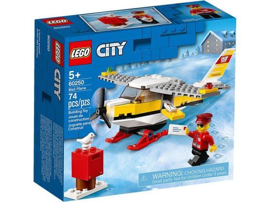 LEGO CITY Avión del Correo 60250