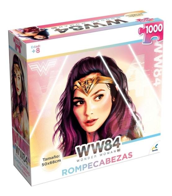 ROMPECABEZAS DE 1000 PIEZAS: Dc Comics Wonder Woman