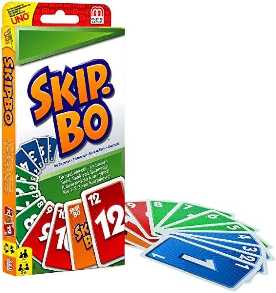 Skip Bo® – Juego De Cartas
