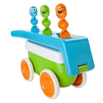 Fat Brain Toy: Juguete para bebe – Twissbits Wagon Andadera (SOBRE PEDIDO)