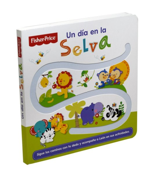 UN DIA EN LA SELVA FISHER PRICE