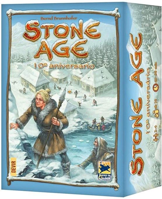 juego de mesa:Stone Age X Aniversario