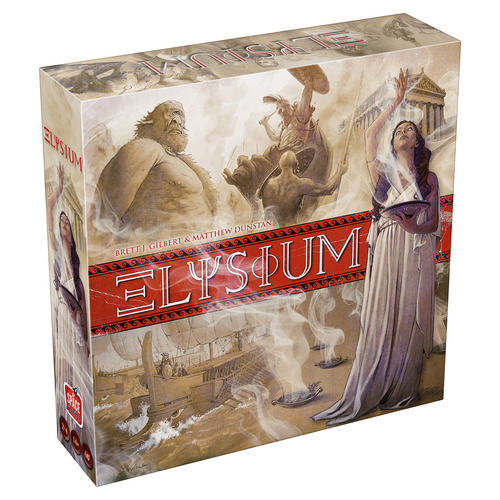 Elysium (SOBRE PEDIDO)