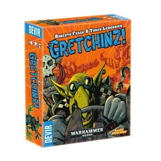 Gretchinz! -ESPAÑOL/INGLES(SOBRE PEDIDO)