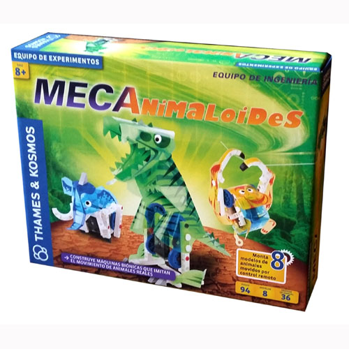 Mecanimaloides Equipo de Ingeniería (sobre pedido)