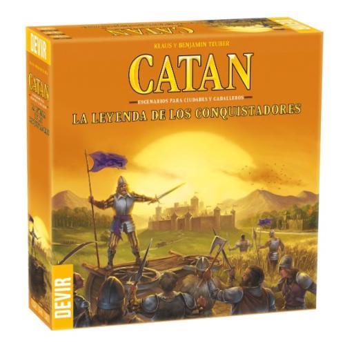 Catan: Leyenda de los Conquistadores ESPAÑOL