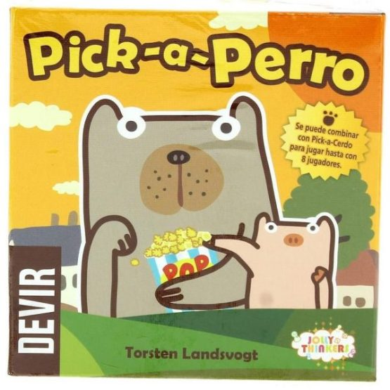 Pick-A-Perro ESPAÑOL (sobre pedido)